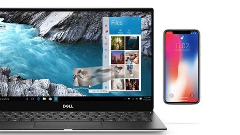 Dell Mobile Connect adds screen mirroring, file transfers