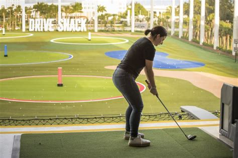 Drive Shack, a New Golf-themed Entertainment Attraction in
