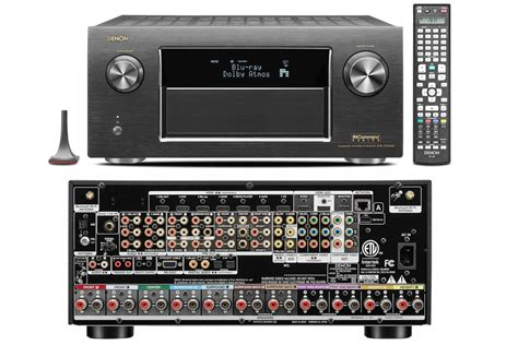 Denon's AVR-X7200WA Receiver Features Dolby Atmos, DTS;X