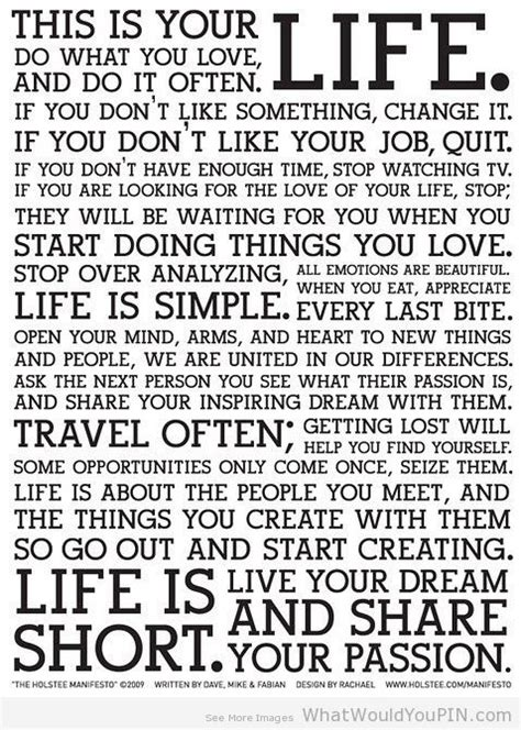 Long Life Quote | Life Quotes | Pinterest