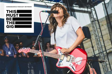 Courtney Barnett on Being Gifted by Patti Smith