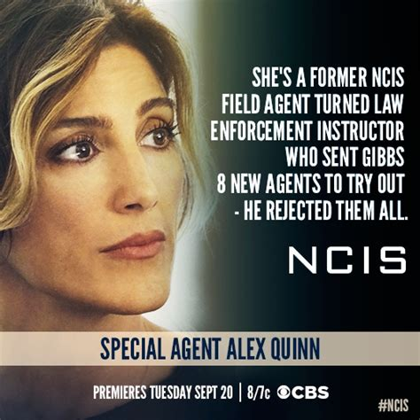 Get To Know NCIS Special Agents Torres And Quinn - Page 2
