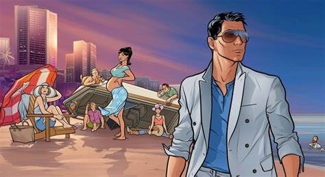 Archer renewed for season 6 and 7 by FX | The Independent