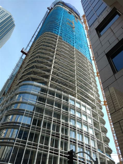 Salesforce Tower| Concrete Construction Magazine
