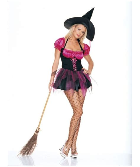 Adult Sexy Witch Halloween Costume - Women Costumes