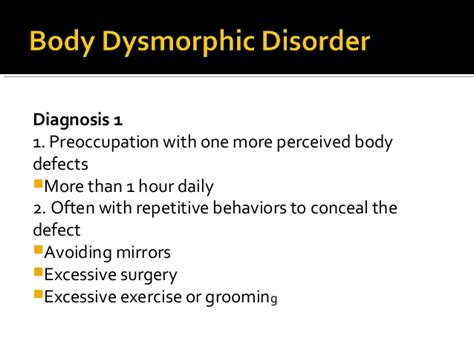 Obsessive Compulsive & Related Disorders for NCMHCE Study