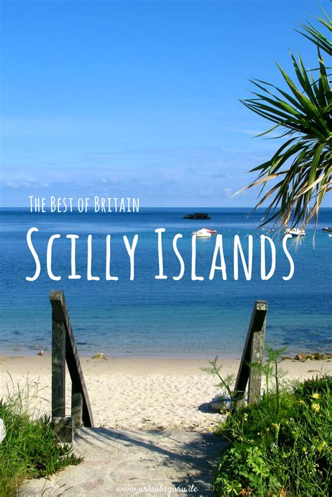 Scilly Inseln - Côte d'Azur in England | Urlaub, Scilly