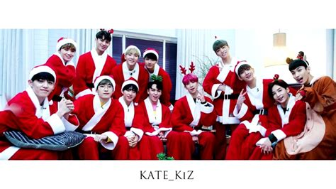 Santa tell me | Seventeen | Marry Christmas and Happy New