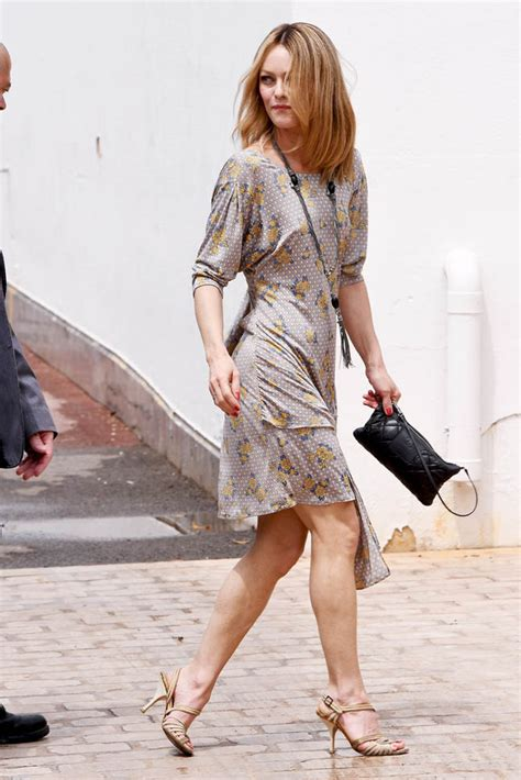 Vanessa Paradis at Cannes Film Festival as member of the