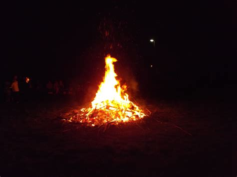Lagerfeuer | Lagerblick