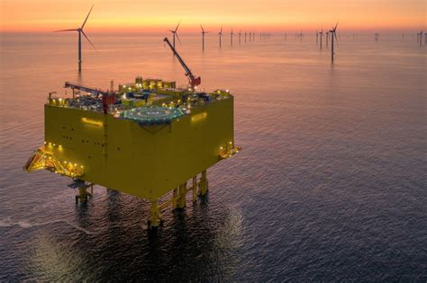 Siemens connecting households to offshore power | Press
