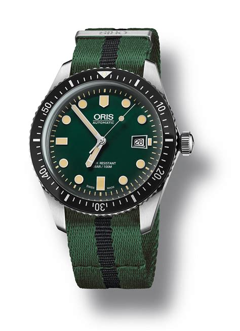 7 Green-Dial Watches for St
