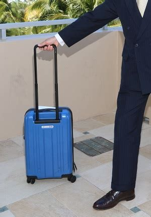 Airlines may shrink size of carry-on luggage - Kathleen