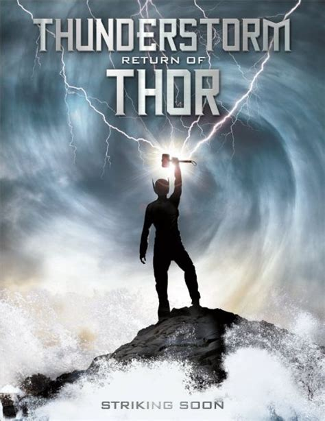 The Film Catalogue   THUNDERSTORM: THE RETURN OF THOR