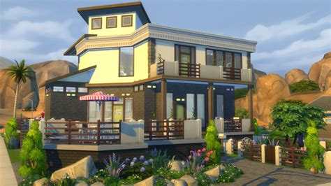 The Sims 4 Gallery Spotlight: Houses (10/01/15)