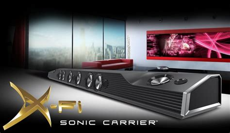 Creative X-Fi Sonic Carrier is a High-end Android based