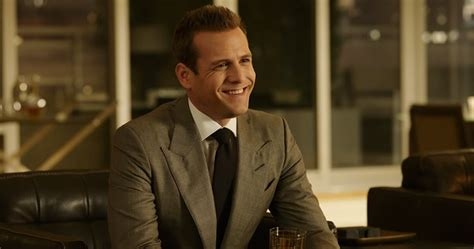 SUITS: Harvey Specter & Playing The Man | | the TV addict