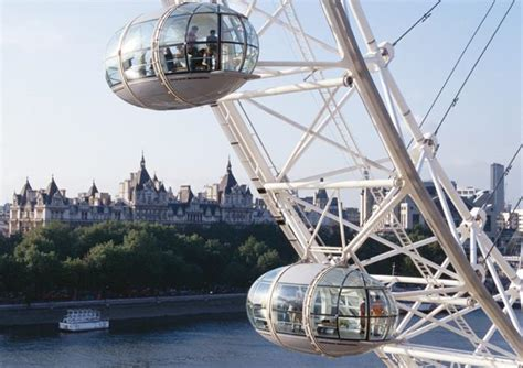 The Coca-Cola London Eye and River Cruise Experience