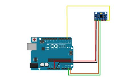 [en] Arduino + Unity + MPU 6050 : using gyroscope to