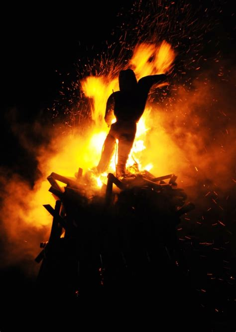 Bonfire Night, Guy Fawkes and the story of the Gunpowder