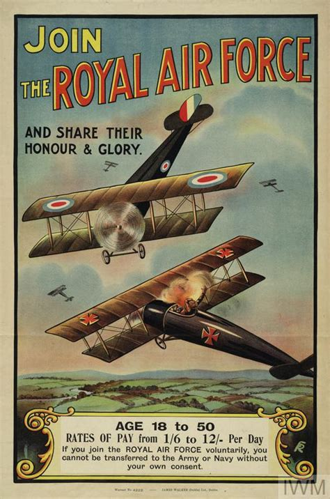 Join the Royal Air Force (Art