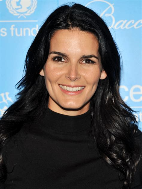Angie Harmon News, Pictures, and More | TVGuide