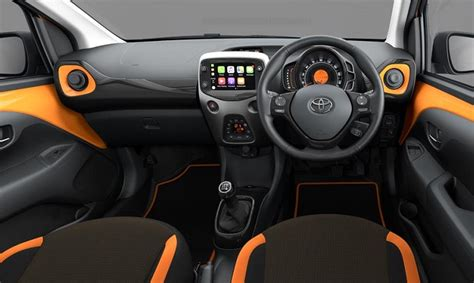 Toyota AYGO x-cite edition leads to revisions for the city