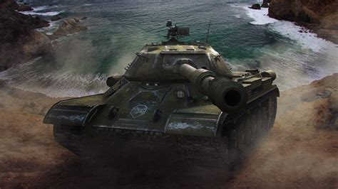 World of Tanks Tank IS-4 Games miltary wallpaper