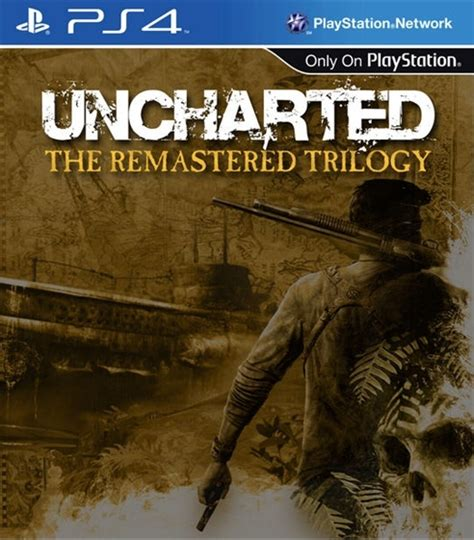 Report: Uncharted Trilogy for PS4 Listed on Swiss Site - IGN
