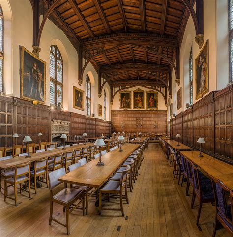 File:Magdalen College Dining Hall, Oxford, UK - Diliff