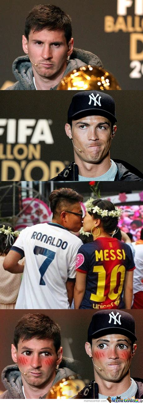 29 Ronaldo vs Messi Memes That Will Start A War
