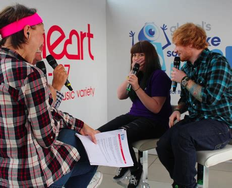 Ed Sheeran - The Best Pictures From Global's Make Some