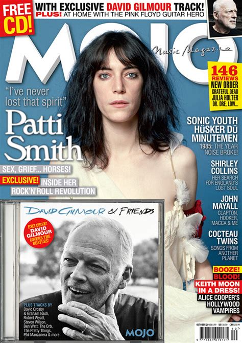 SW featured on MOJO Magazine cover mount CD compilation