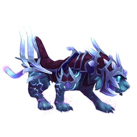 Warcraft Mounts: Arcanist's Manasaber