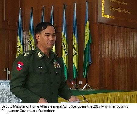 UNODC and Government of Myanmar strengthen partnership