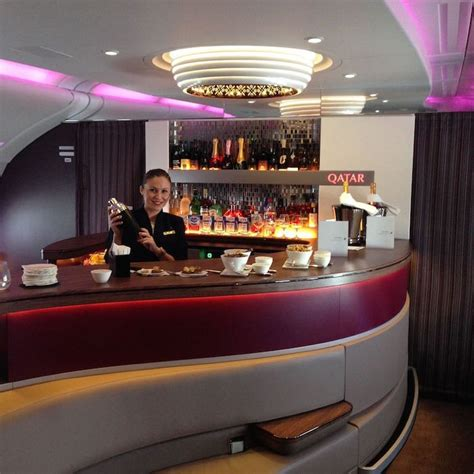 Which Airlines Have The Best Onboard Bars? - One Mile at a