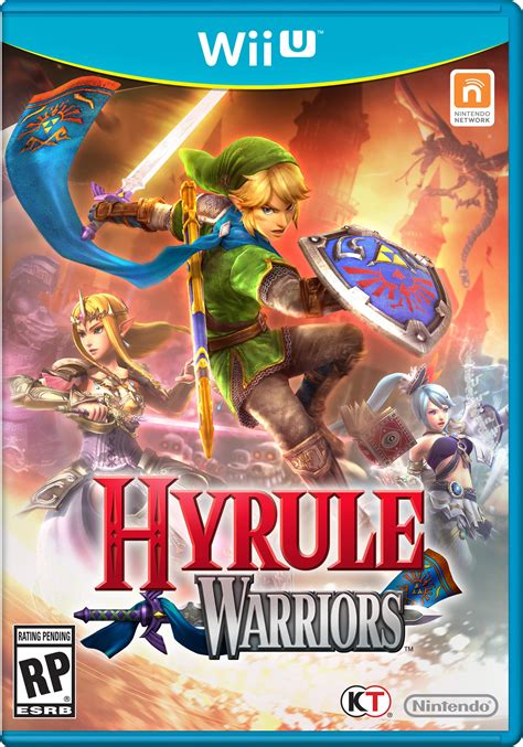 Hyrule Warriors |OT| Why are the enemies not doing