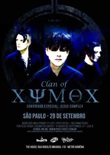 Clan of Xymox Tickets, Tour Dates & Concerts 2020 & 2019