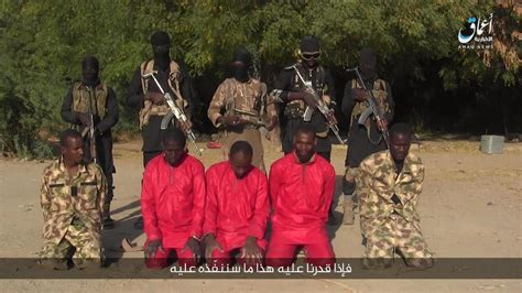 Boko Haram sect releases execution video – News Of Nigeria