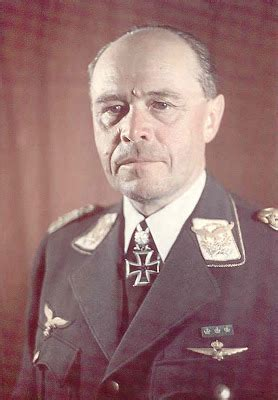 Third Reich Color Pictures: Generalfeldmarschall Albert
