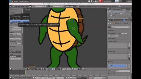 2D Animation In Blender Tutorials- Animating your