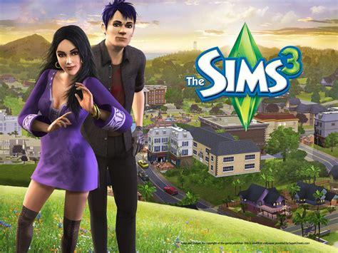 The Sims 3 [Torrent] ~ Download Games Free