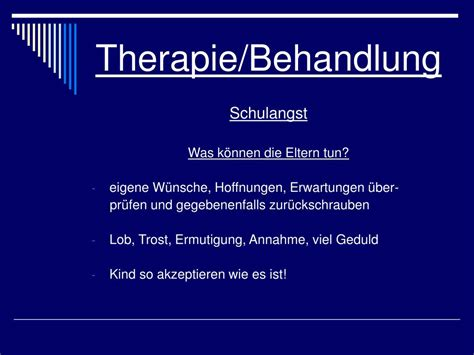 PPT - Angst & Schulangst PowerPoint Presentation, free