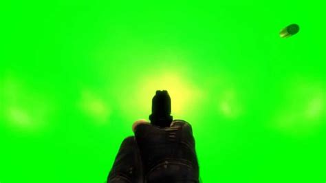 Free Green Screen Weapons - YouTube