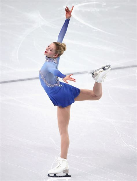 Gracie Gold - Gracie Gold Photos - Figure Skating - Winter