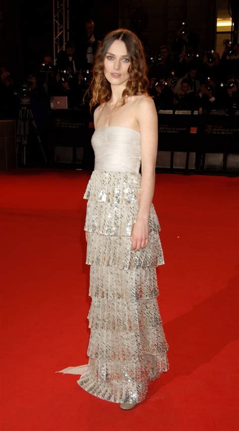 Keira Knightley | BAFTA Red Carpet from 2002-2009 2010-02