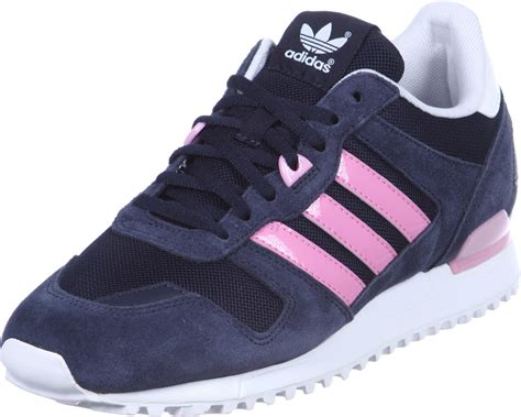 adidas ZX 700 W shoes blue pink
