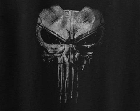 Netflix Releases The Official Logo For 'The Punisher