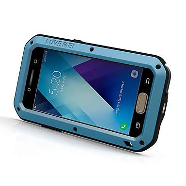 Case For Samsung Galaxy A3(2017) / A5(2017) Shockproof