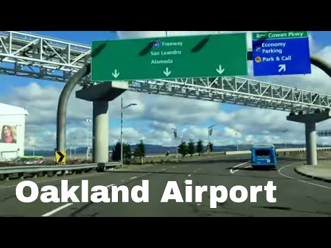 BART from Oakland Airport – Rail Passenger Experience